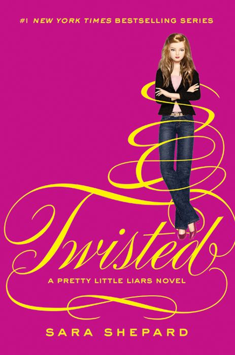 Pretty Little Liars #9: Twisted By: Sara Shepard