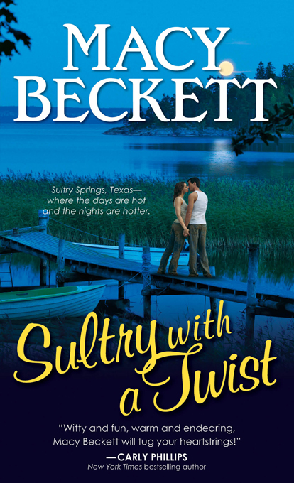 Sultry with a Twist By: Macy Beckett