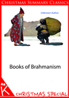 Books Of Brahmanism [christmas Summary Classics]