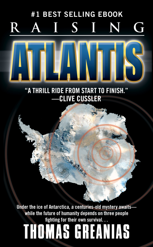 Raising Atlantis By: Thomas Greanias