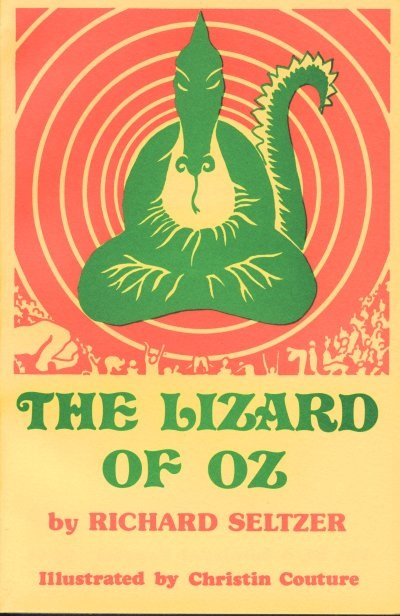 The Lizard of Oz, a satiric fantasy