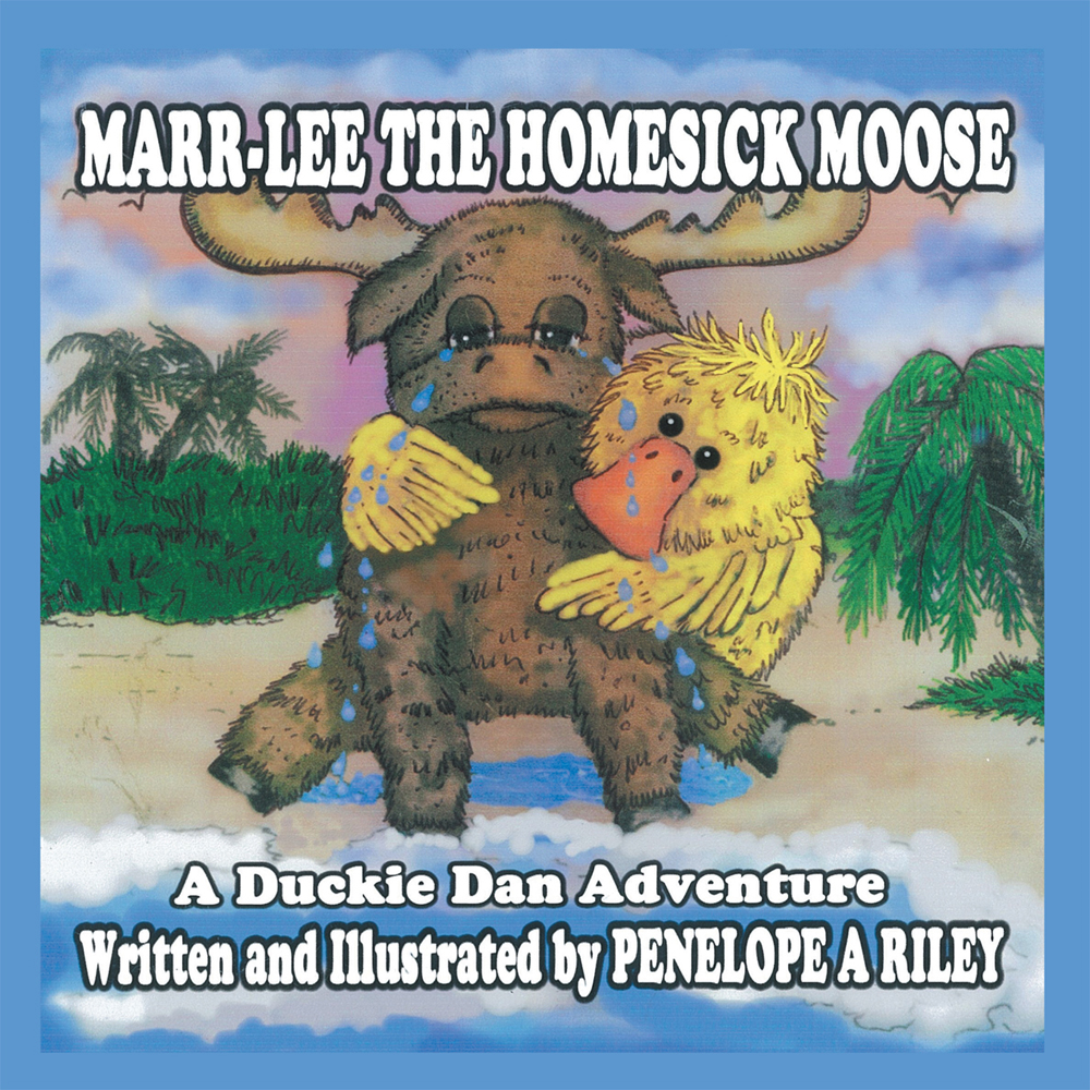 MARR-LEE THE HOMESICK MOOSE