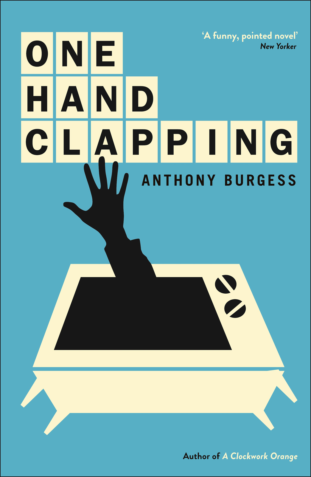Book Cover: One Hand Clapping