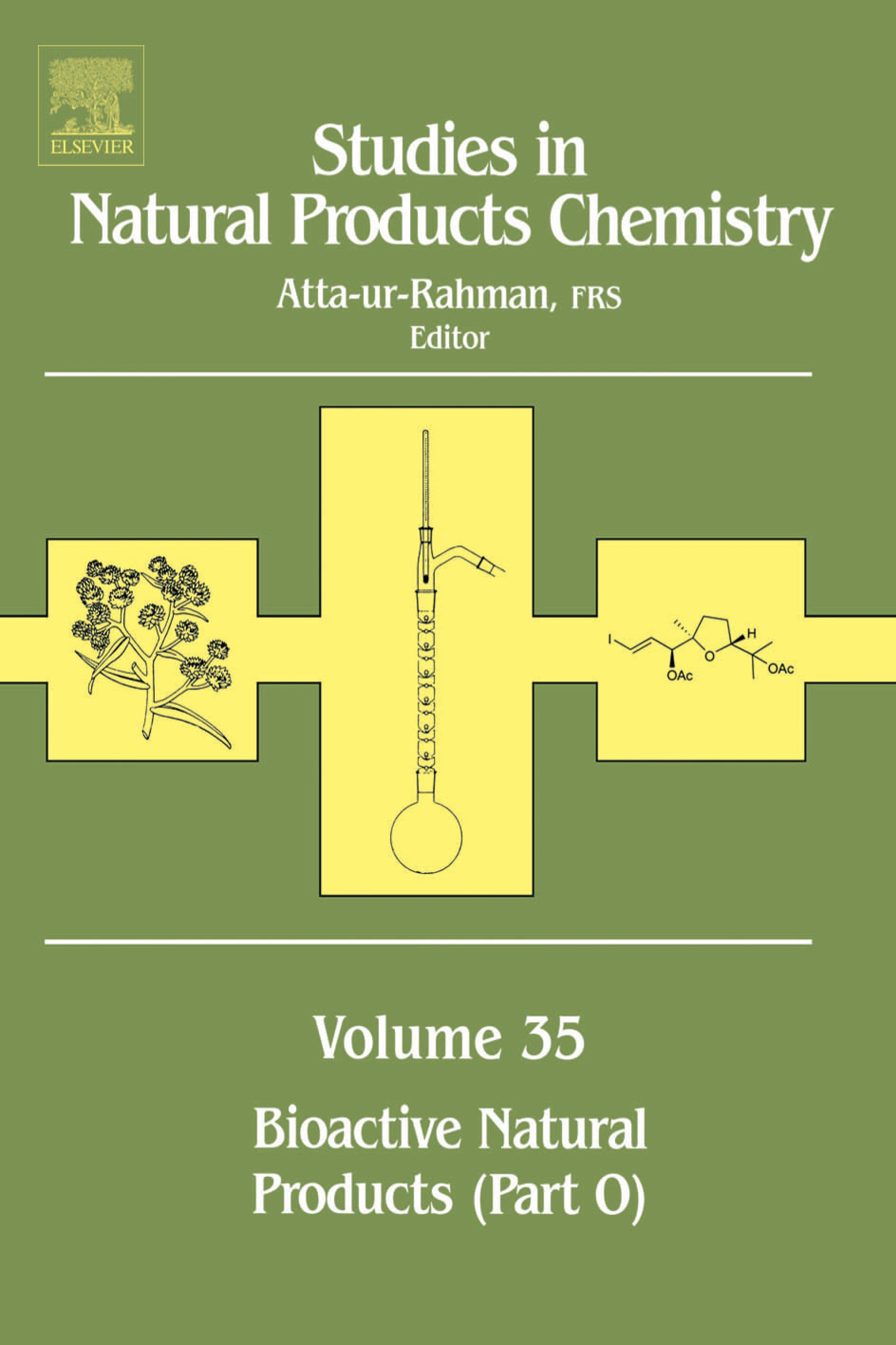 Studies in Natural Products Chemistry By: Rahman, Atta-ur
