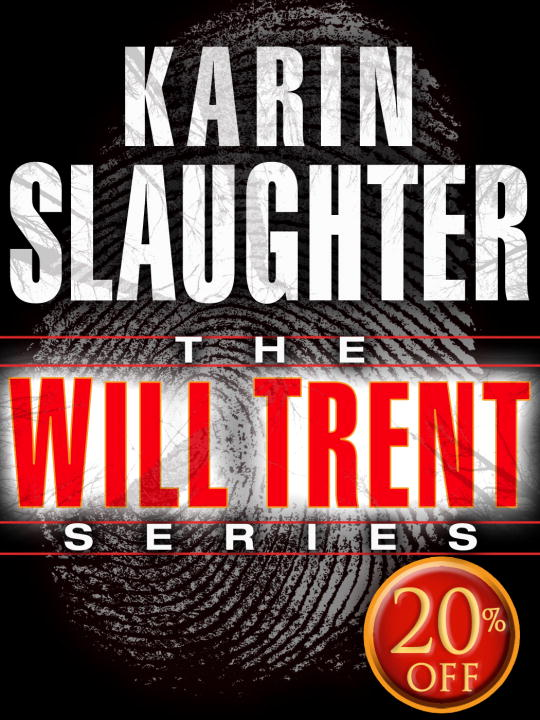 The Will Trent Series 5-Book Bundle By: Karin Slaughter