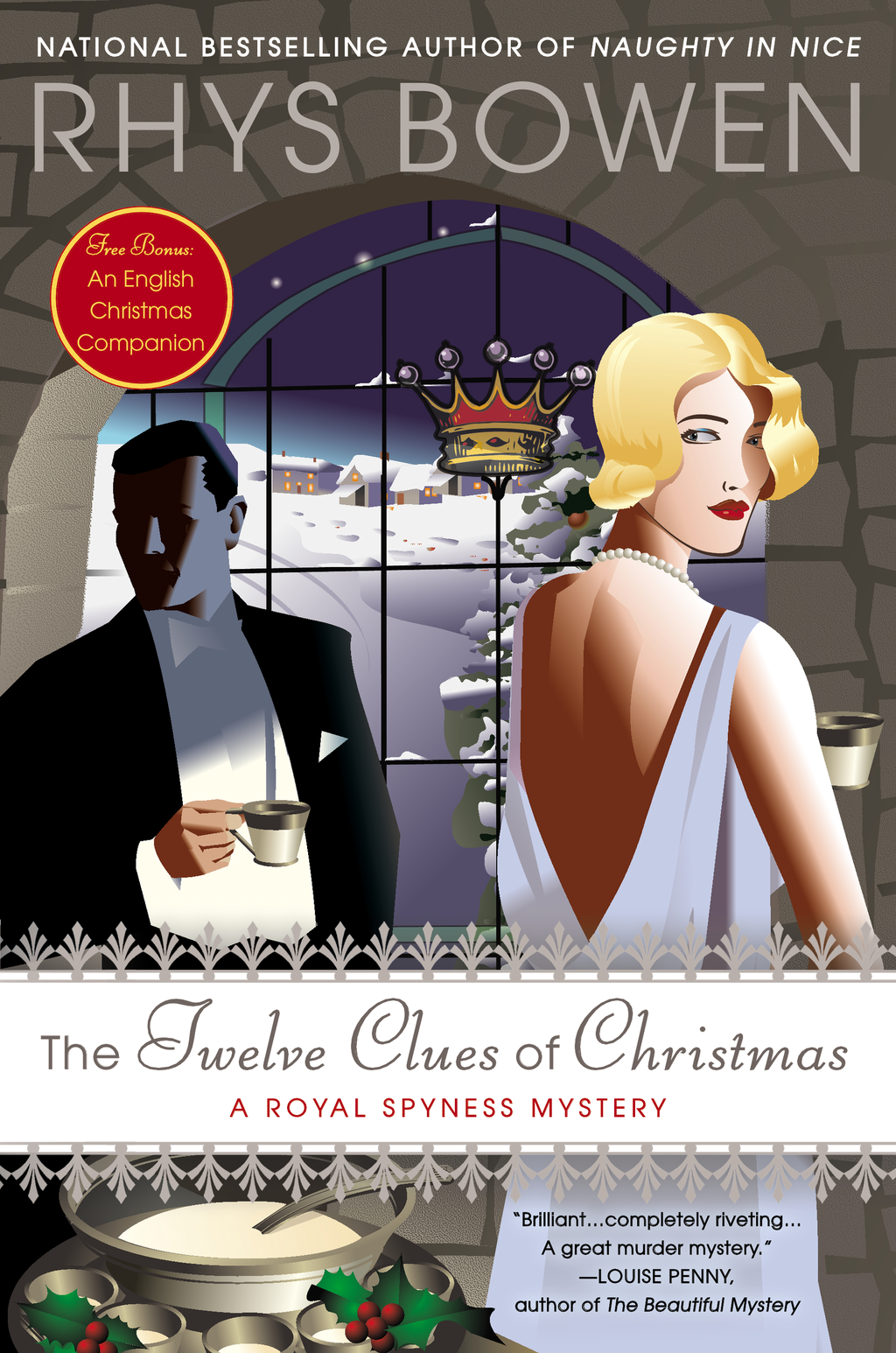 The Twelve Clues of Christmas By: Rhys Bowen