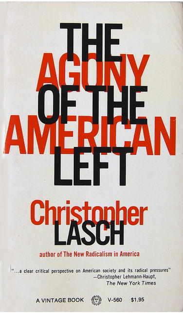 Agony of American Left