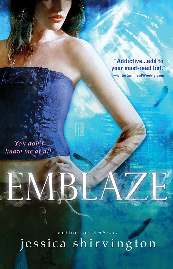 Emblaze By: Jessica Shirvington