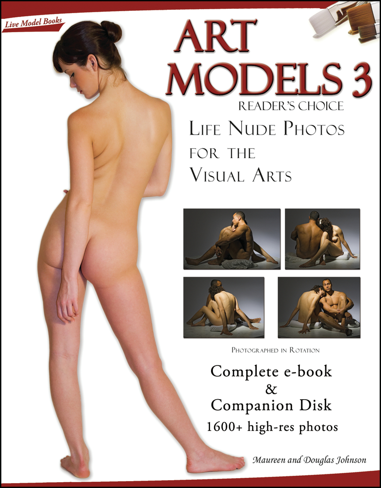 Art Models 3 By: Douglas Johnson,Maureen Johnson