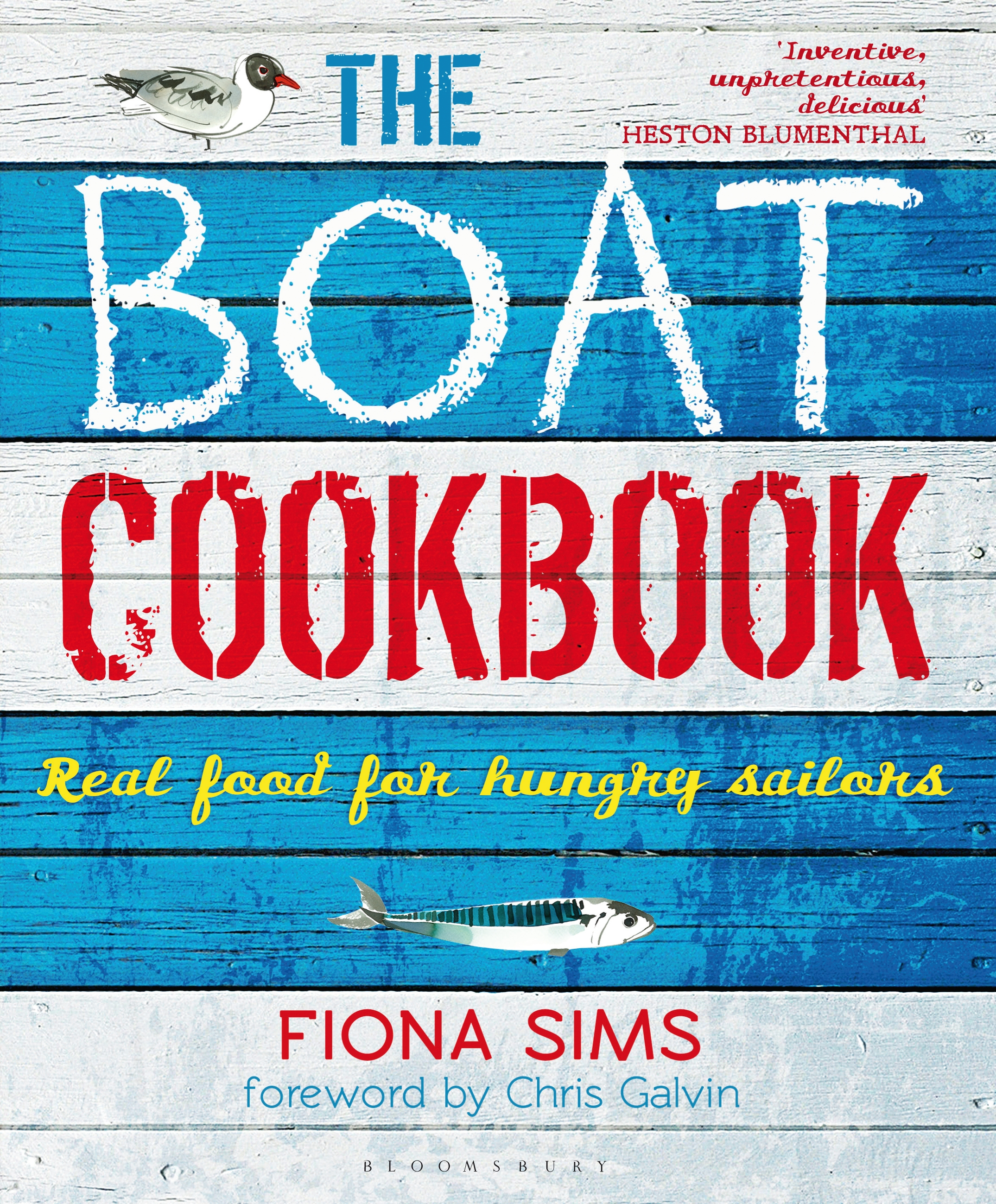 The Boat Cookbook Real Food for Hungry Sailors