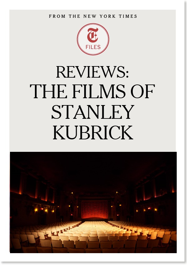 Reviews: The Films of Stanley Kubrick