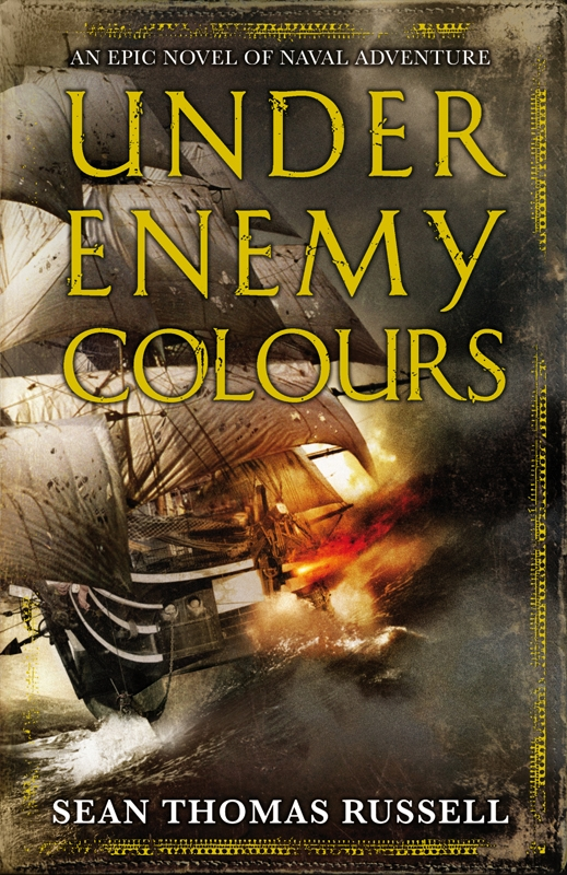 Under Enemy Colours Charles Hayden Book 1