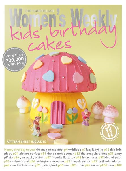 Kids' Birthday Cakes Imaginative,  eclectic birthday cakes for boys and girls,  young and old