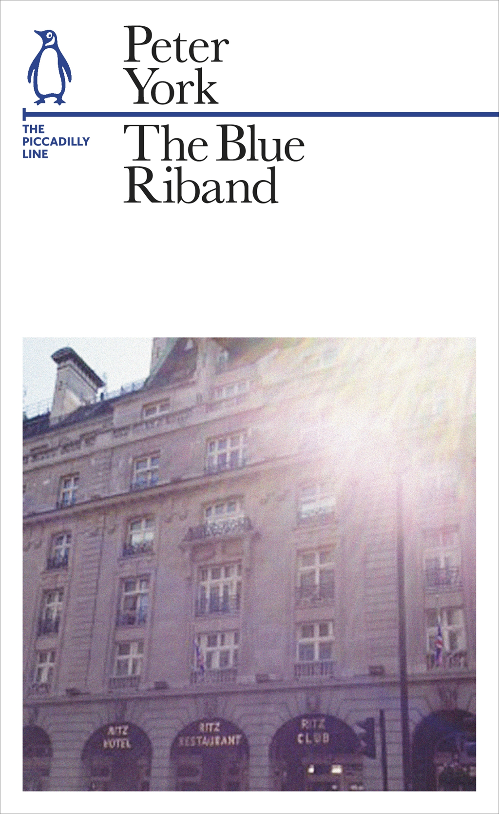 The Blue Riband The Piccadilly Line