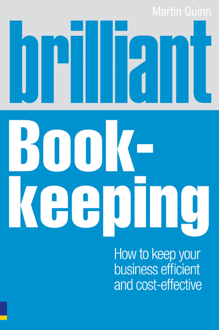Brilliant Book-keeping How to keep your business efficient and cost-effective