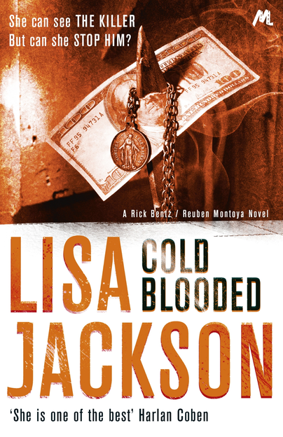 Cold Blooded New Orleans series, book 2