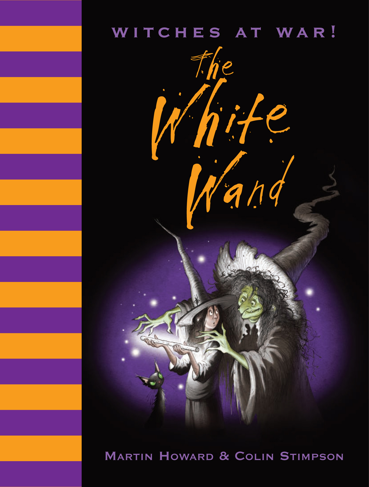 Witches at War! The White Wand