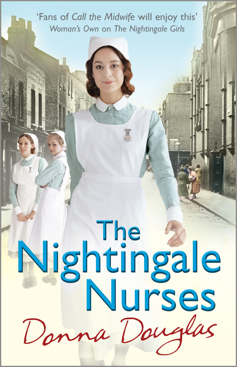 The Nightingale Nurses (Nightingales 3)