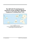 The 2007-2012 World Outlook For Automotive Frame And Body Alignment Equipment Excluding Hand Tools