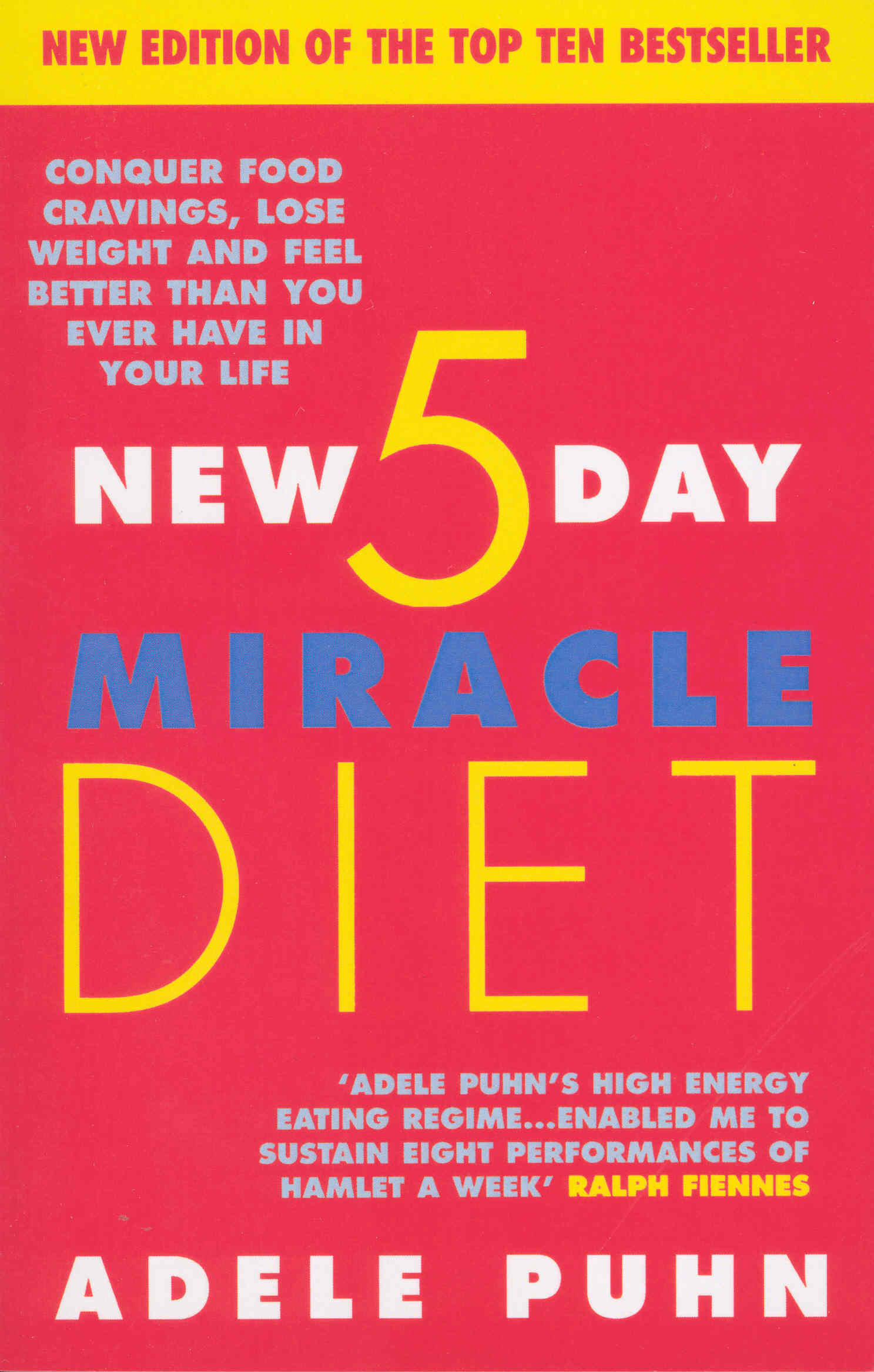 The New 5 Day Miracle Diet