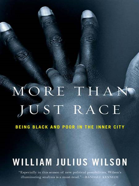 More than Just Race: Being Black and Poor in the Inner City (Issues of Our Time) By: William Julius Wilson
