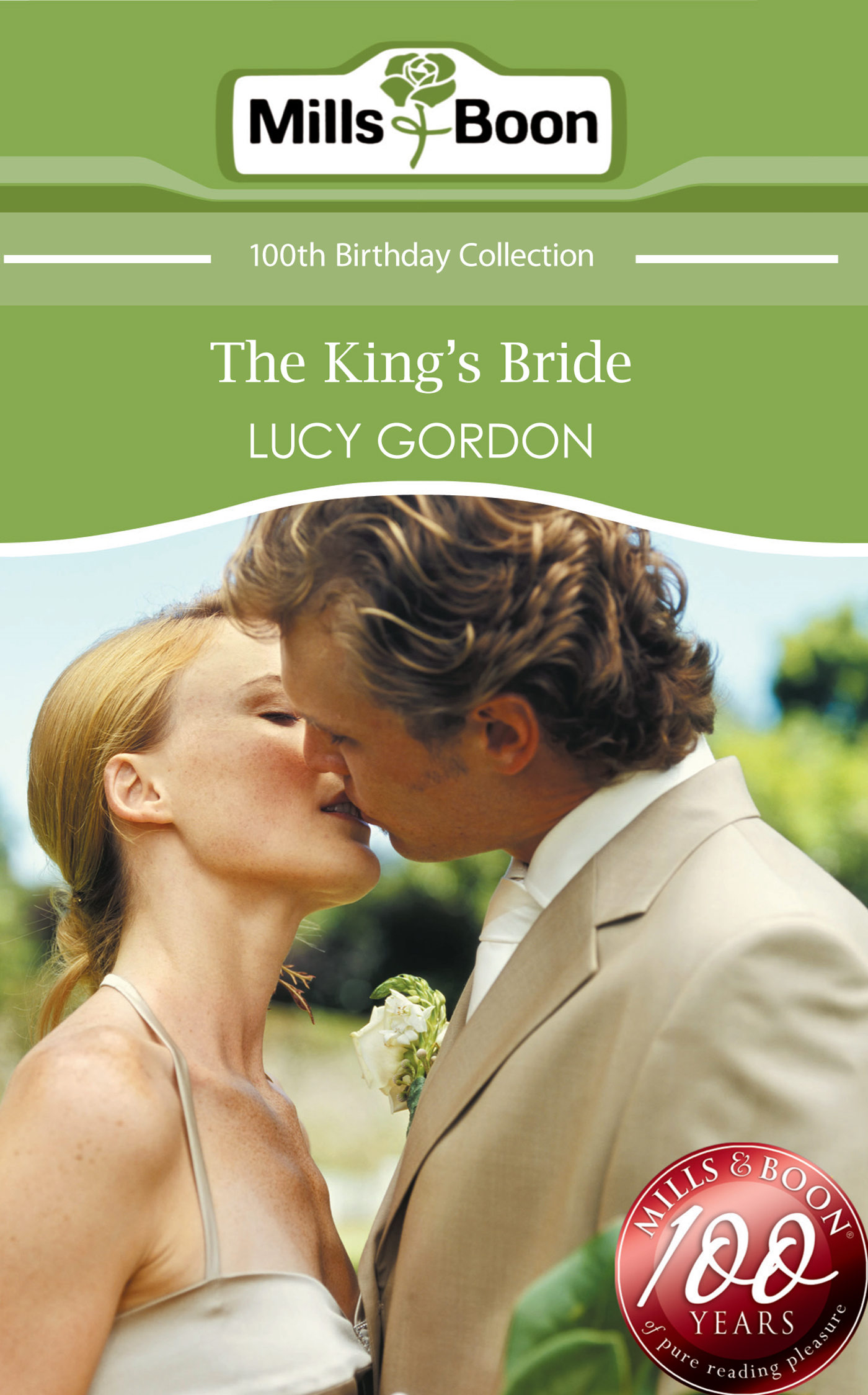 The King's Bride (Mills & Boon Short Stories)