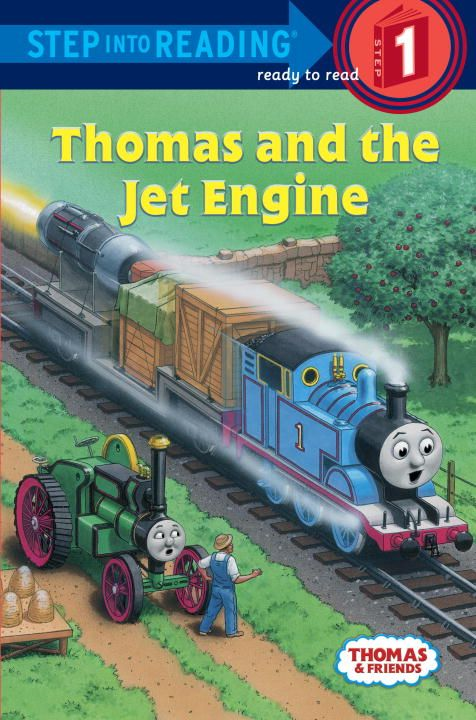 Thomas and Friends: Thomas and the Jet Engine (Thomas & Friends) By: Rev. W. Awdry,Richard Courtney