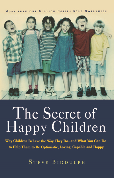 The Secret of Happy Children