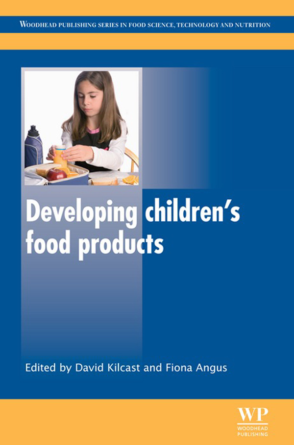 Developing Children?S Food Products