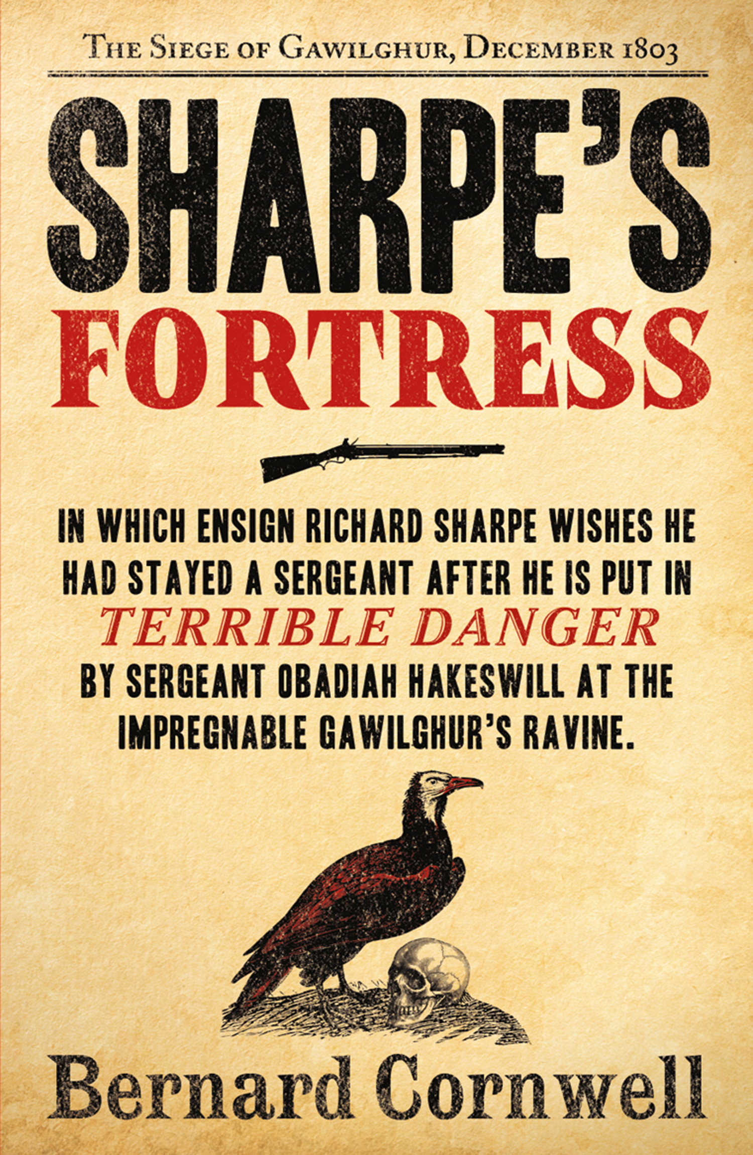 Sharpe?s Fortress: The Siege of Gawilghur,  December 1803 (The Sharpe Series,  Book 3)