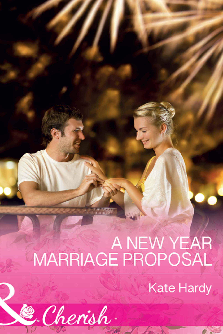 A New Year Marriage Proposal (Mills & Boon Cherish)