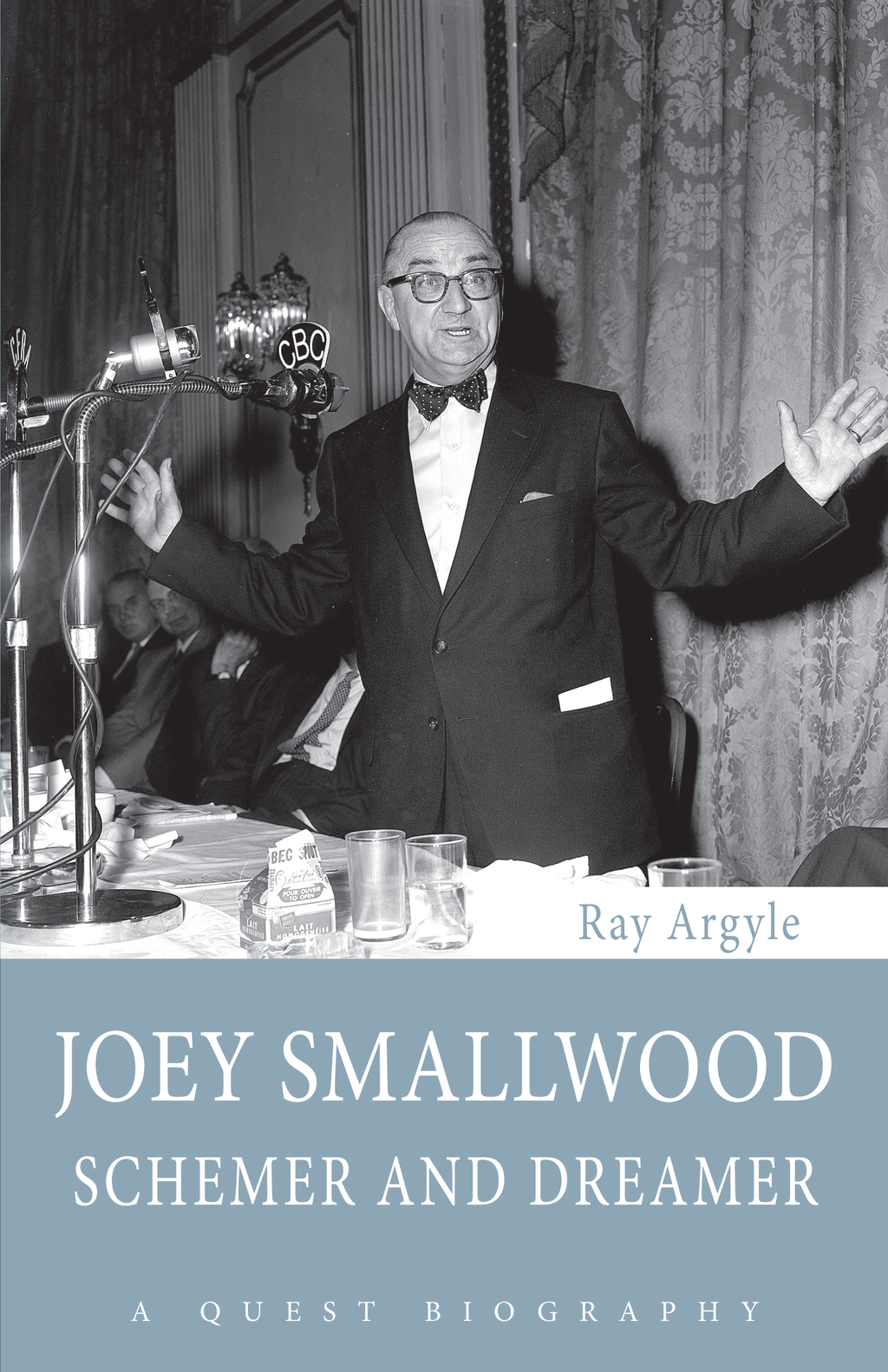 Joey Smallwood By: Ray Argyle