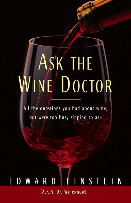 Ask the Wine Doctor