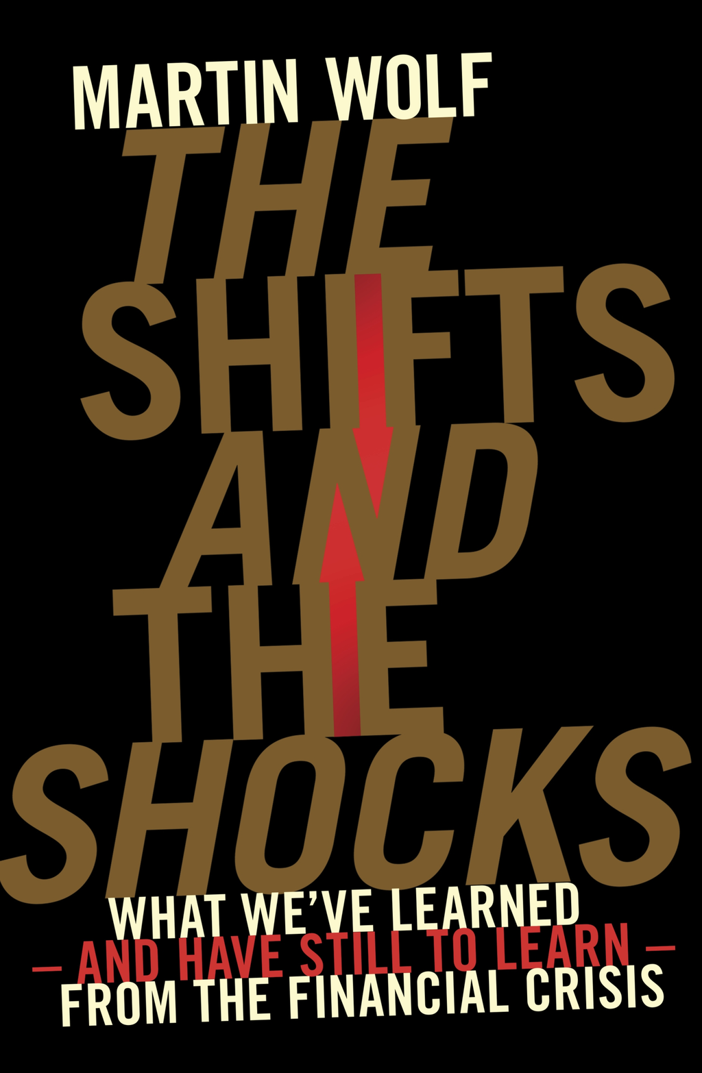 The Shifts and the Shocks What we?ve learned ? and have still to learn ? from the financial crisis