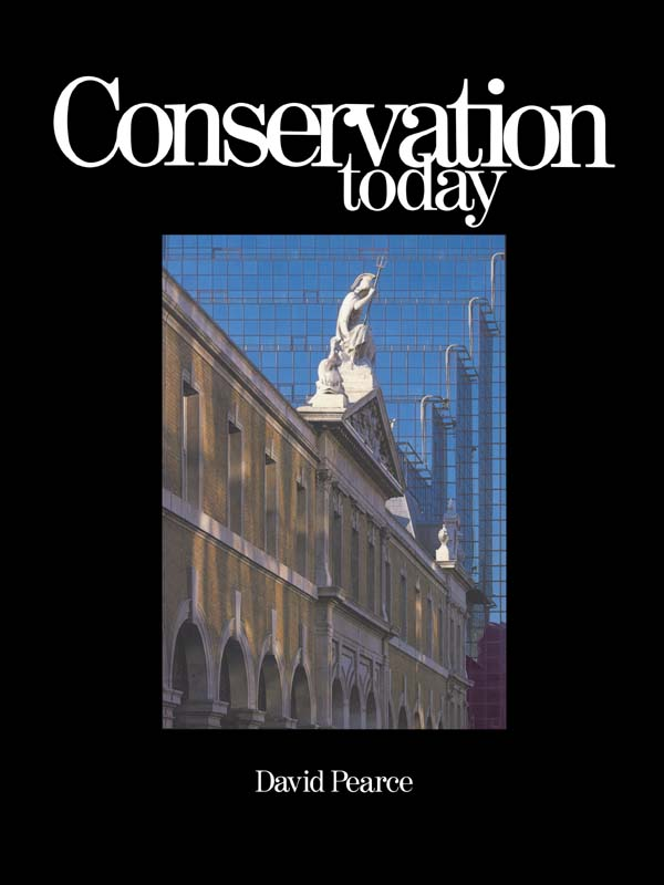 Conservation Today Conservation in Britain since 1975