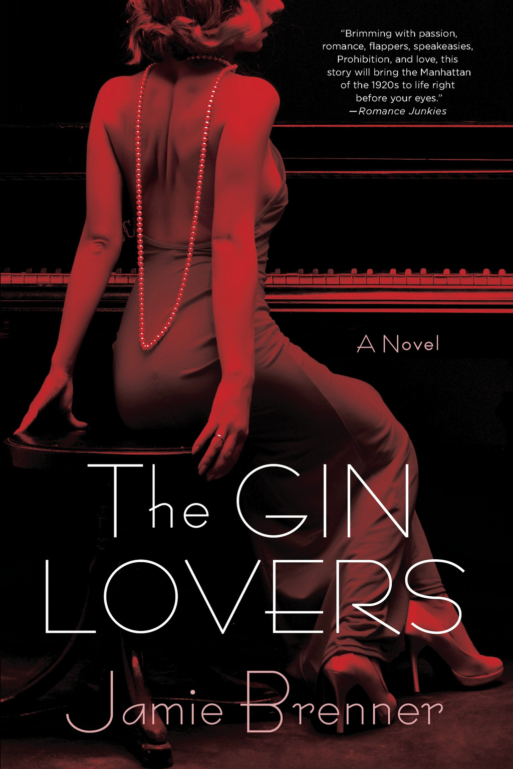 The Gin Lovers By: Jamie Brenner