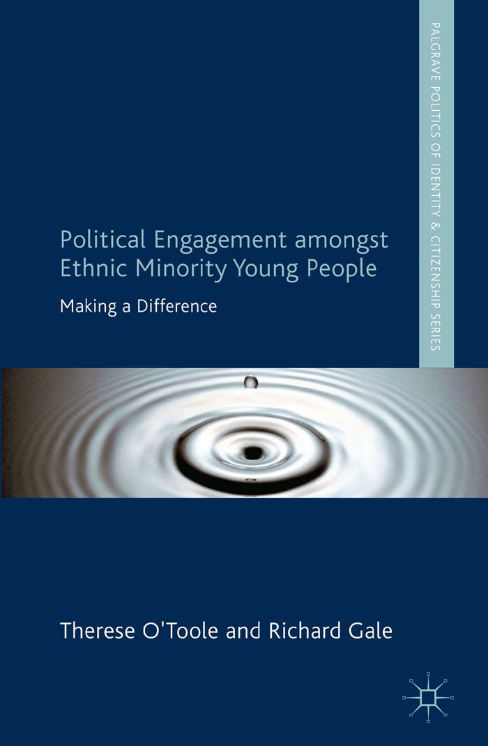Political Engagement Amongst Ethnic Minority Young People Making a Difference