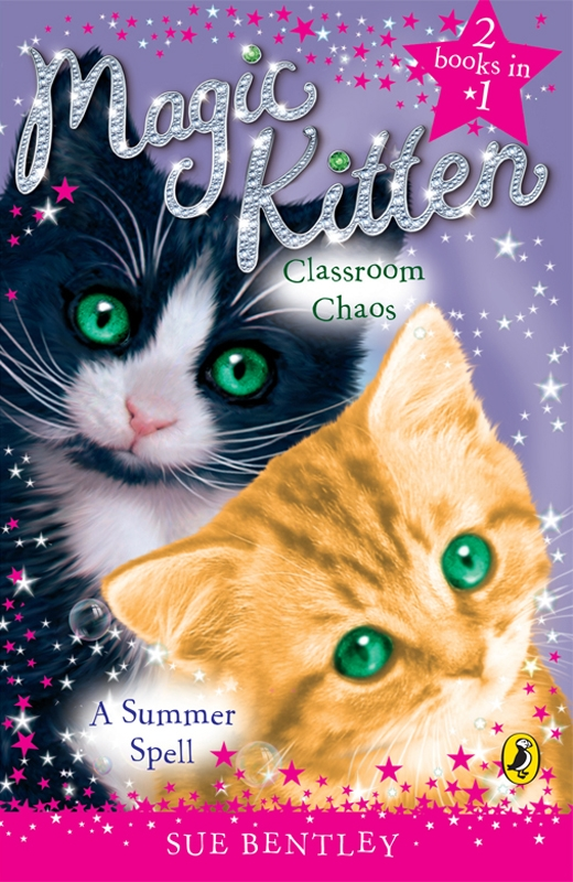 Magic Kitten Duos: A Summer Spell and Classroom Chaos:  A Summer Spell and Classroom Chaos