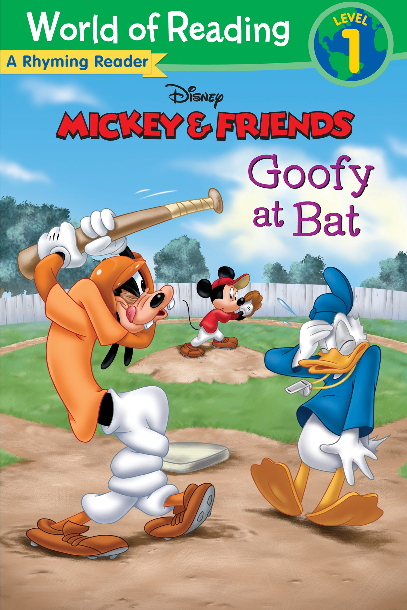 Mickey & Friends:  Goofy at Bat