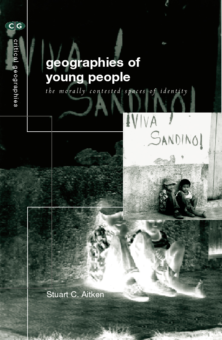 The Geography of Young People The Morally Contested Spaces of Identity