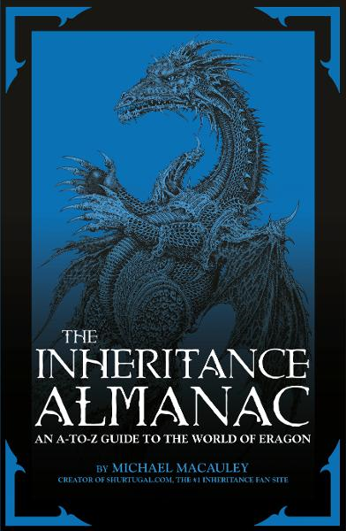 The Inheritance Almanac An A to Z Guide to the World of Eragon