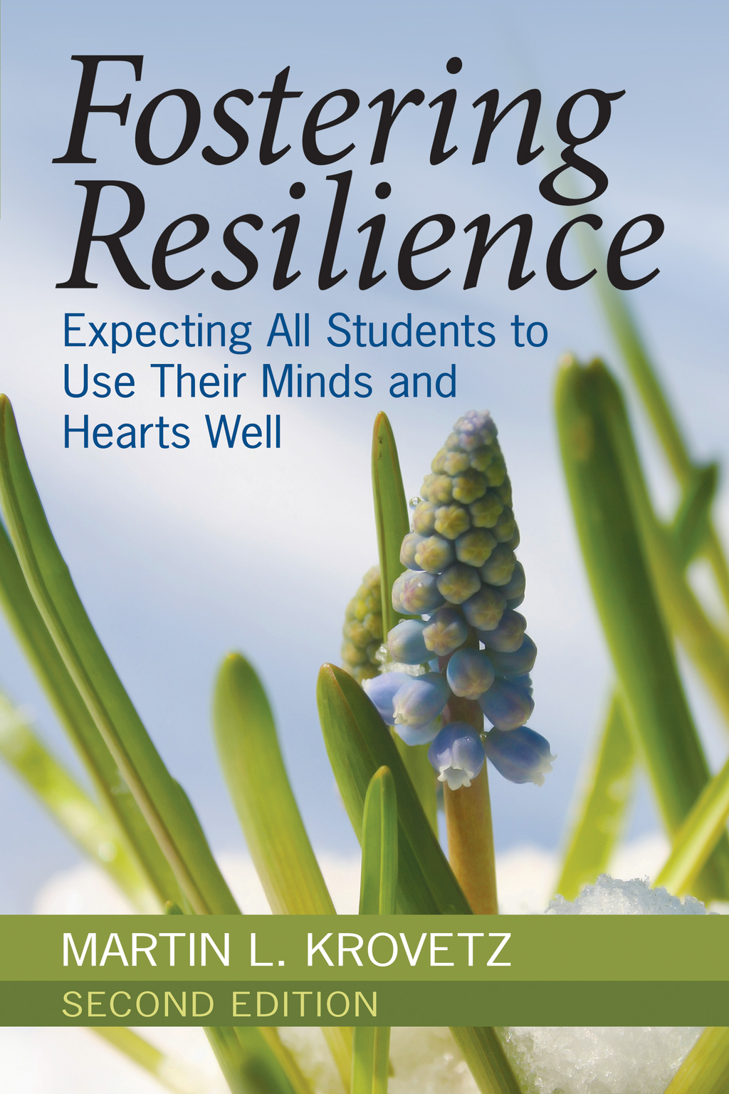 Fostering Resilience Expecting All Students to Use Their Minds and Hearts Well