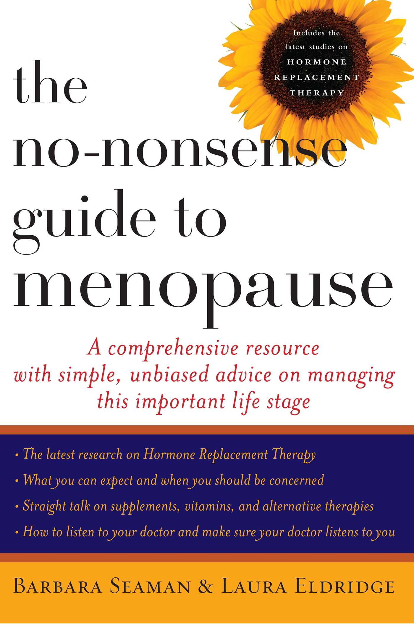 The No-Nonsense Guide to Menopause