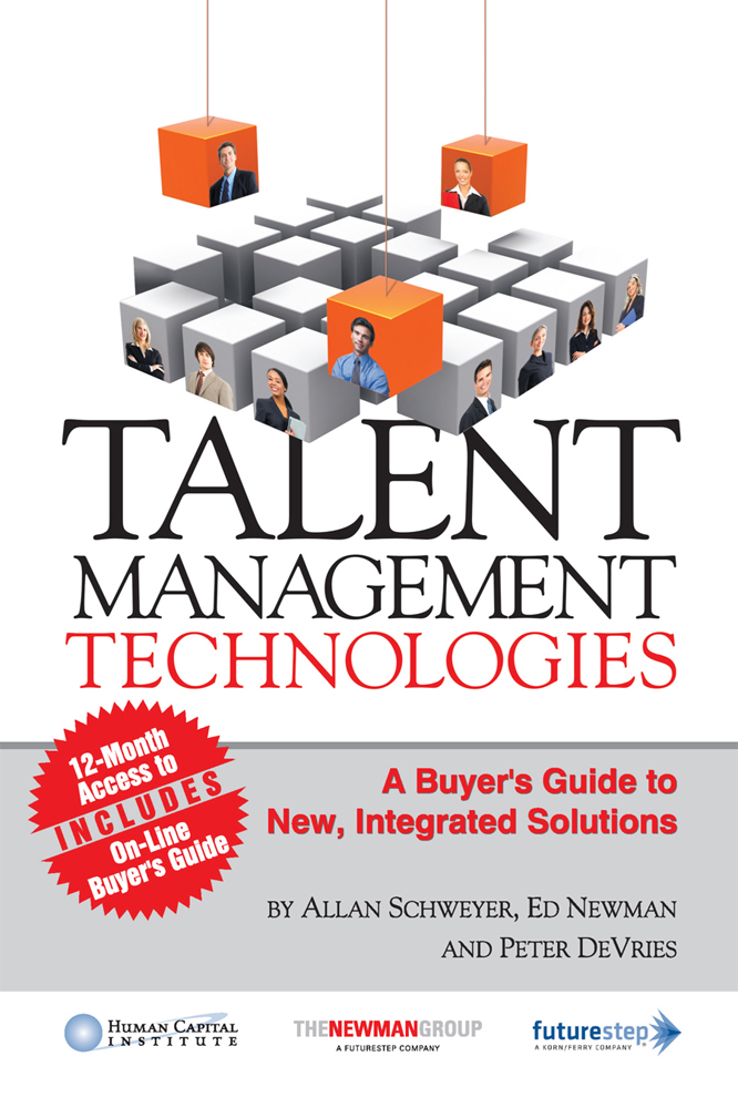 Talent Management Technologies