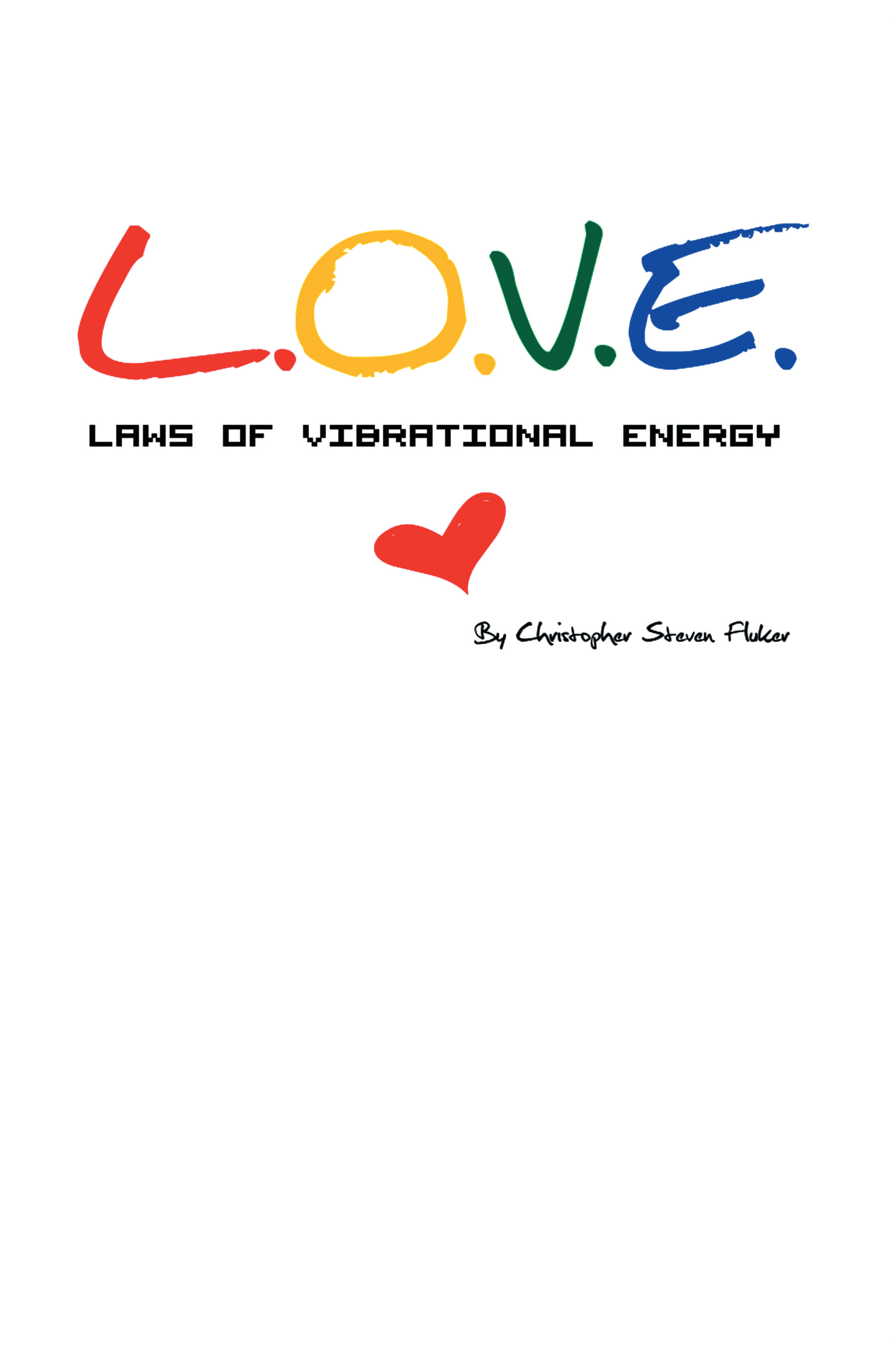 Laws Of Vibrational Energy