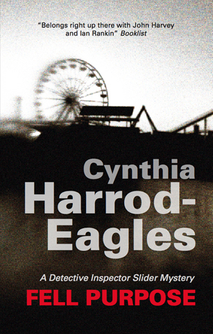 Fell Purpose By: Cynthia Harrod-Eagles