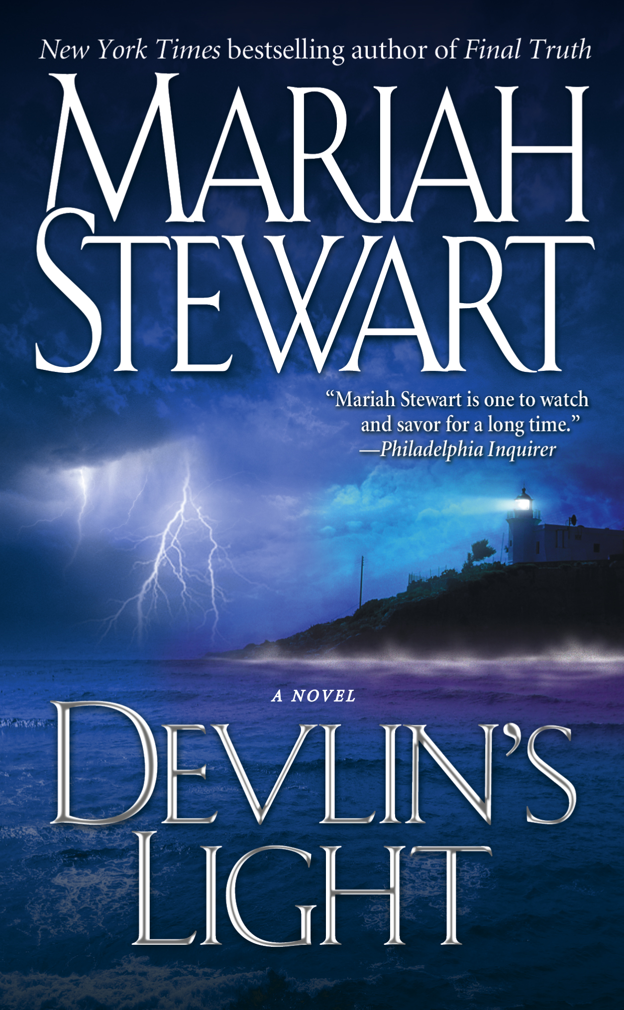 Devlin's Light By: Mariah Stewart