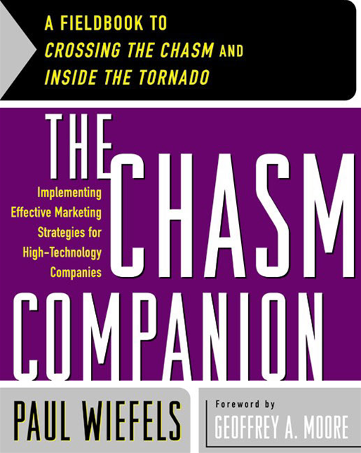 The Chasm Companion By: Paul Wiefels