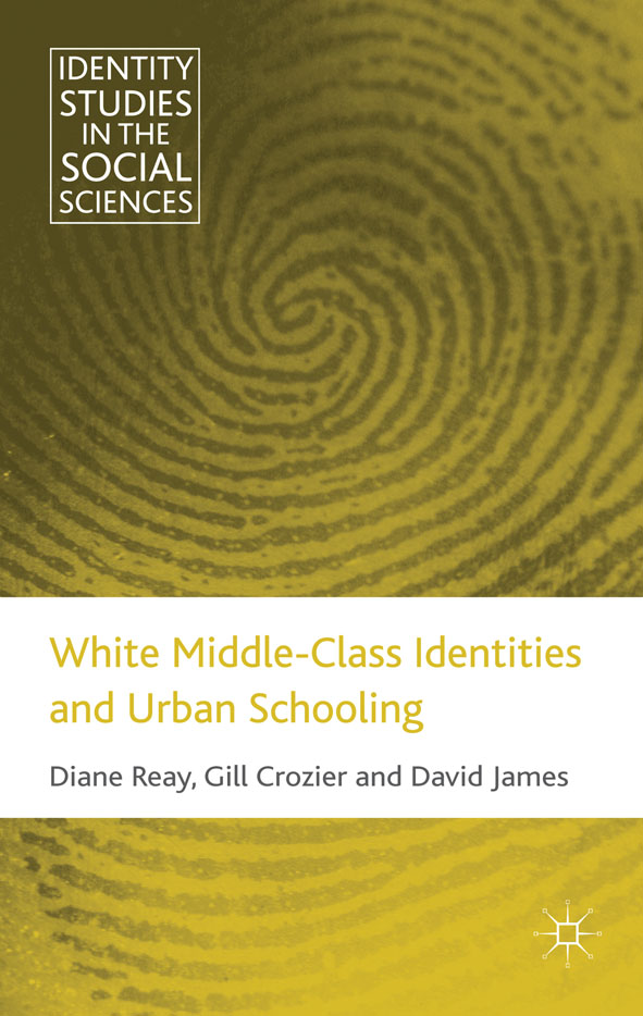 White Middle-Class Identities and Urban Schooling