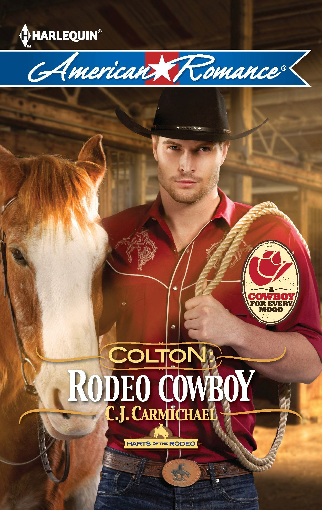 Colton: Rodeo Cowboy By: C.J. Carmichael